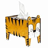 Vierbeiner Tissuebox Tiger