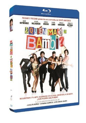 ¿Quién Mató A Bambi? [Blu-ray] 51 2BDS42BSLL