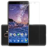 #10: Craftech Tempered Glass Screen Protector for Nokia 7 Plus (2.5D Curved Clear)