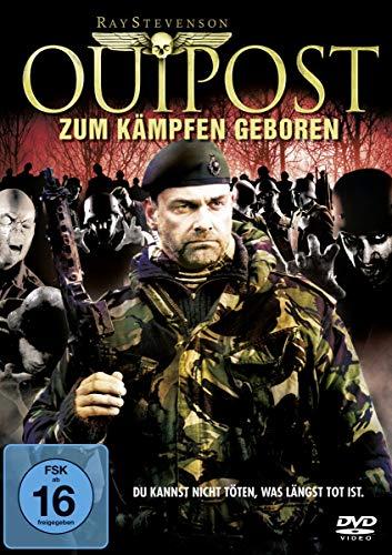 Outpost - Zum Kämpfen geboren (uncut)