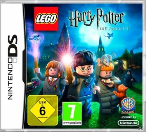 Lego Harry Potter - Die Jahre 1 - 4 [Software Pyramide] - [Nintendo DS]