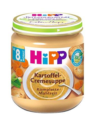 HiPP Kartoffel-Cremesuppe, 1er Pack (1 x 200 g)