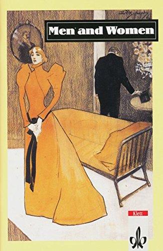 Men and Women: North American Short Stories. Englische Lektüre für die Oberstufe (Klett English Editions)