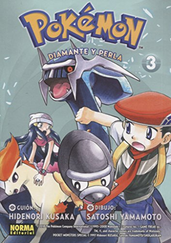 Pokémon 19. Diamante y Perla 3