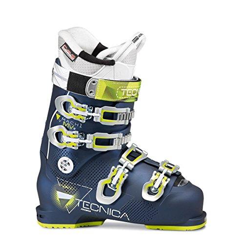 Chaussure De Ski Tecnica Mach1 95w Mv Blue Night Gris