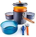 GSI Outdoors 50148 Küchenset, Unisex, Erwachsene, Mehrfarbig, Einheitsgröße