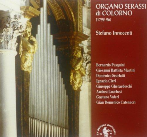 Organo Serassi Di Colorno -13