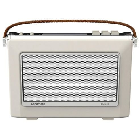 goodmans-1960s-vintage-style-digital-fm-radio-oxford-2-in-cream-nfc-and-bluetooth