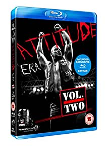 WWE: Attitude Era - Vol. Two [Blu-ray]