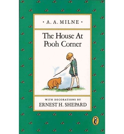 The House at Pooh Corner (Pooh Original Edition) (Paperback) - Common