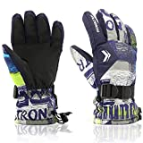RunRRIn Ski Gloves,RunRRIn Winter Warmest Waterproof and Breathable Snow Gloves for Mens,Womens,Ladies