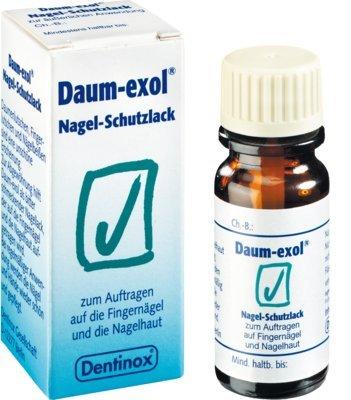 DAUM EXOL Nagel Schutzlack, 10 ml