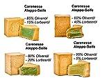Carenesse® Aleppo Seifen TESTSIEGER Paket 4 x 200 g