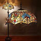 HDO 16 Zoll Continental Beleuchtung Wohnzimmer Treppen Schlafzimmer Esszimmer Bar Pastoralen Kreative Mode Persönlichkeit Dekorative Stehlampe