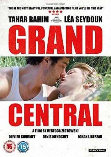 Grand Central [DVD] by Tahar Rahim
