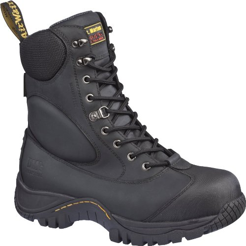 Sicherheitsschuhe mit hitzebeständigen HRO Sohlen - Safety Shoes Today