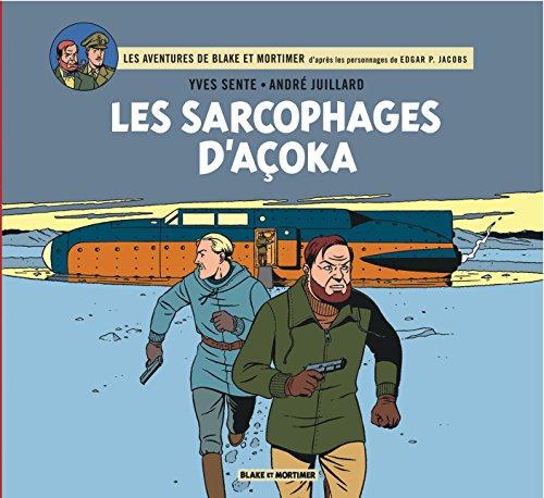 Blake & Mortimer - Intégrales - tome 4 - Les sarcophages d'Açoka