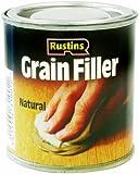 Rustins GRTE230 230g Teak Grainfiller