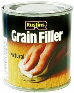 Rustins GRNA230 230g Natural Grainfiller