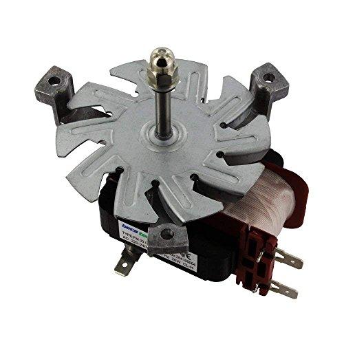 reliapart Beko D DC DV DVC Serie Fan Motor Montage (23W, 220–240V, 50Hz)
