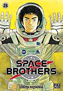 Space Brothers Edition simple Tome 26