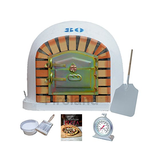 Brick Outdoor Wood Fired Pizza Oven 80cm Special package