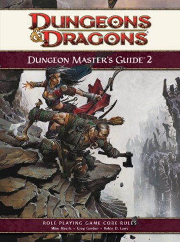 Dungeon Master's Guide 2 (4th Edition D&D) - Robin D Laws