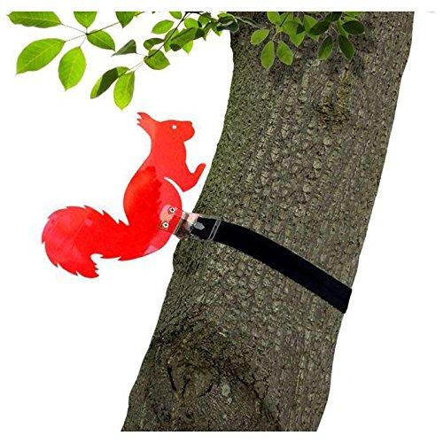 Elliot lichtzauber 1019983 attrape-ecureuil rouge 30 cm