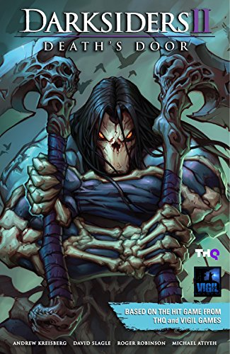 Delving into the days before the Apocalypse, Darksiders II: Death's Door is a pivotal contribution to the world of the anticipated new game! Created in collaboration with Joe Madureira's Vigil Games, this original story follows Death, one of the Four...
