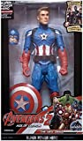 Toys Island Avengers Captain America with Weapons Twist and Move Age of Ultron
