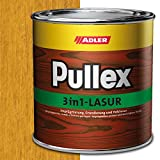 Pullex 3in1 Lasur 750ml Imprägnierung Holzlasur Lärche