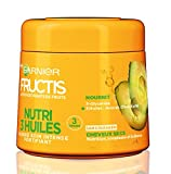 Garnier Fructis Masque Soin Intense Fortifiant Nutri 3 Huiles 300ml