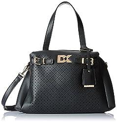 Diana Korr Womens Handbag (Black) (DK104HBLK)