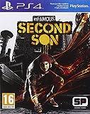 Sony inFamous Second Son, PS4 - Juego (PS4, PlayStation 4, Acción / Aventura, T (Teen))