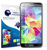 Tech Armor Anti-Glare Matte Screen Protector for Samsung Galaxy S5 (Pack of 3)
