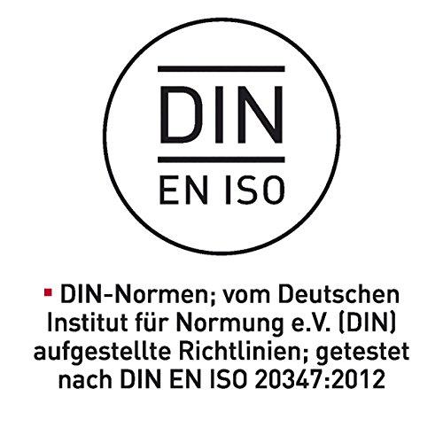 HSM Wellness Confort + Messieurs profonde Pied Lit Sandales ESD Blanc Weiß