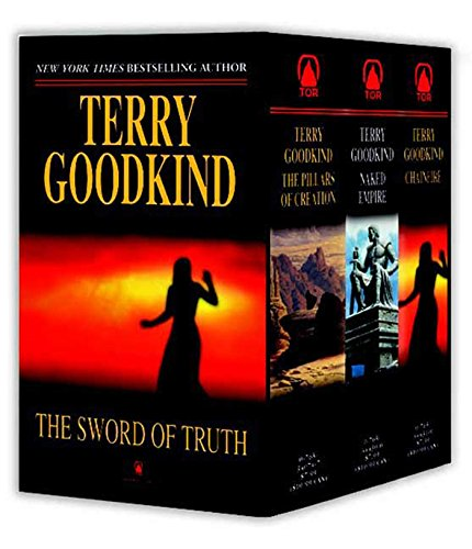 The Sword of Truth Boxed Set III, Books 7-9: The Pillars of Creation / Naked Empire / Chainfire