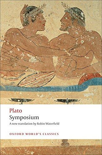 Symposium (Oxford World's Classics) por Plato