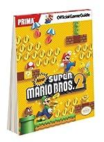 Guides de strat-gie PRIMA 9780307895523 New Super Mario BROS 2 accessoires de jeux vid-o