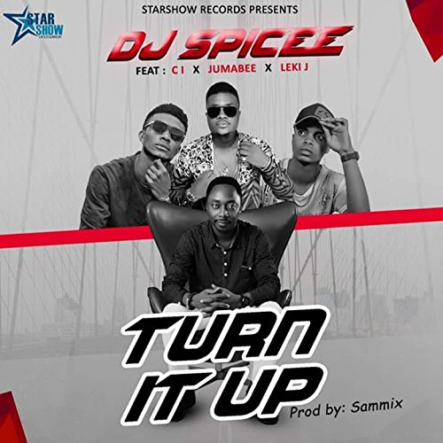 Turn It Up (feat. CI, Jumabee, Leki J)