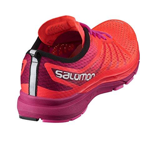 Salomon Sonic Ra Pro Femmes Scarpe Da Corsa - Ss18 Orange