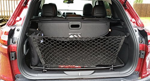 Envelope Trunk Cargo Net For JEEP CHEROKEE 2014 2015 2016 NEW by TrunkNets (Cherokee Für Cargo Jeep Net)