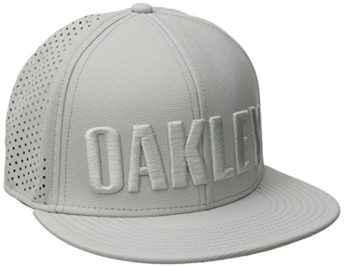 Oakley gorro de hombre Perf - Gris -