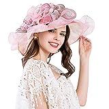 DJHbuy - Capeline - Femme Taille Unique - rose - Taille Unique