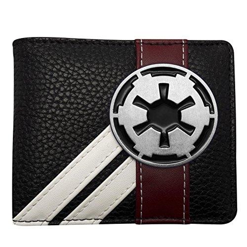 Star Wars Imperium Geldbörse schwarz/weiß -