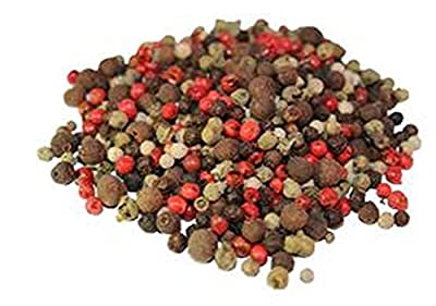 Peppercorn 5- colour mix whole peppercorns blend 100g £2.99 from The Spiceworks - Hereford Herbs & Spices from The Spiceworks