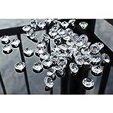 2000pcs 4.5mm Scatter Table Cristaux Acrylique Confettis strass Festival Diamant Mariage...