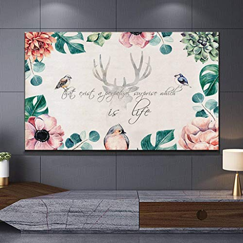 Monitor Hülle, Staubschutzhülle Tuch, nach Hause hängen Computerabdeckung TV-Abdeckung Geeignet für Wandbehang/gekrümmten Bildschirm/Desktop-TV 19-65 Zoll-24Zoll-J