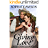 Giving Love: Christian Historical Western Romance (Cottonwood Book 3)
