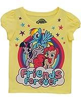My Little Pony Friends Forever Cartoon Toddler T-Shirt Tee